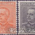 Effigie di Vittorio Emanuele III Parmeggiani ★★
