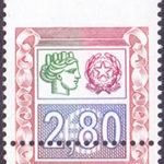 Il francobollo da 280 Euro ★★