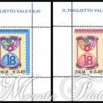 Quanto valgono i francobolli per 18enni?