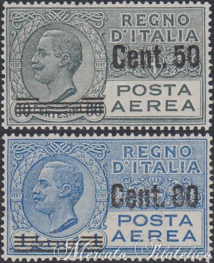 posta aerea 1927
