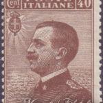 40 Centesimi bruno Vittorio Emanuele ★★