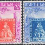 Centenario dei Francobolli di Toscana ★★