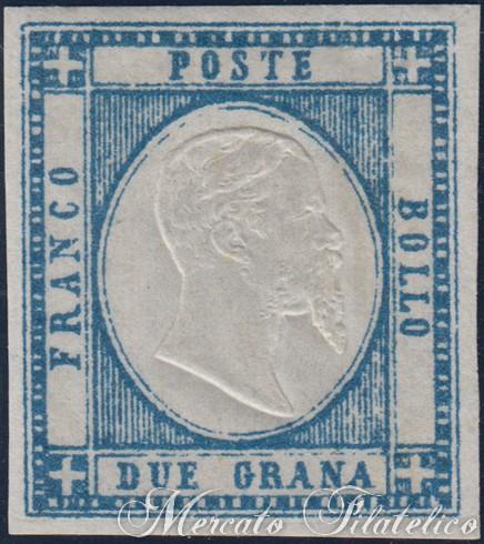 2 grana azzurro chiaro