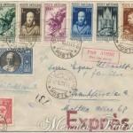 Aeroespresso Vaticano-Francoforte 1938