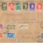 Bimillenario Augusteo P.O. + P.A. Ortisei 1938