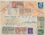 Lettera Aerea Carpi-Bueons Aires 1932