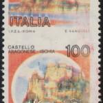 """100 Lire """"Castelli"""" con doppia varietà ★★"""