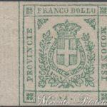5 Centesimi verde bordo di foglio ★
