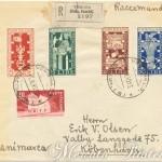 Raccomandata Biennale di Venezia 1949