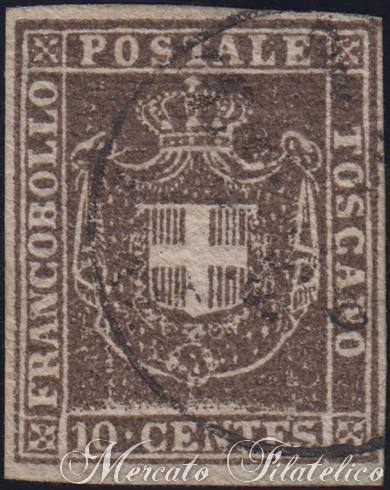 10 centesimi bruno