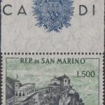 500 lire veduta panoramica