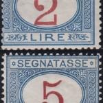 Segnatasse 1903 ★★