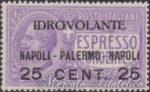 Idrovolante Napoli-Palermo centrato ★★