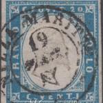 20 centesimi cobalto chiaro
