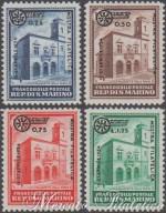 Mostra filatelica Milano 1934 ★★