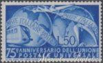 75esimo anniversario dell'UPU ★★