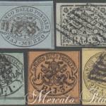 Serie del 1852 usata
