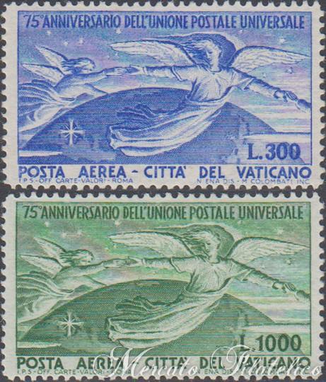 75 anniversario upu