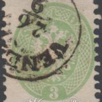 3 soldi verde giallastro