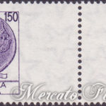 150 lire violetto varieta