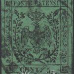 5 centesimi verde 1852