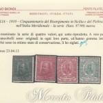 garibaldi plebiscito meridionale certificato