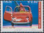 Made in Italy 4° emissione con doppia varietà ★★