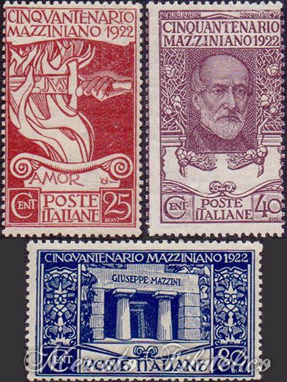 cinquantenario mazziniano