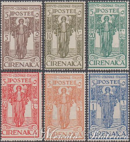 pro istituto coloniale cirenaica