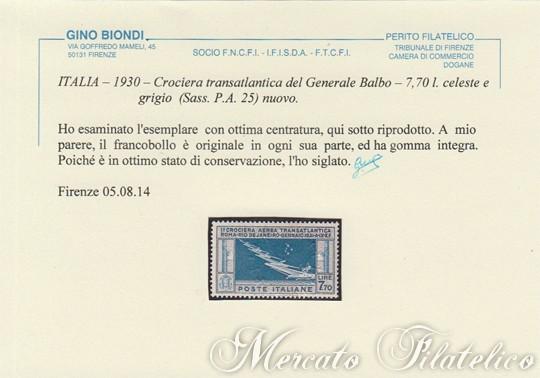 crociera roma rio de janeiro certificato