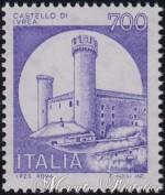 """700 Lire """"Castelli"""" violetto ★★"""