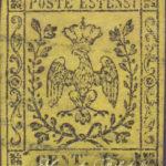 15 Centesimi giallo usato