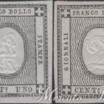 francobolli per stampati