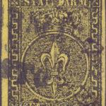5 centesimi giallo