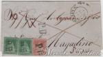 Lettera 1 + 4 + 4 Crazie da Livorno alla Svizzera