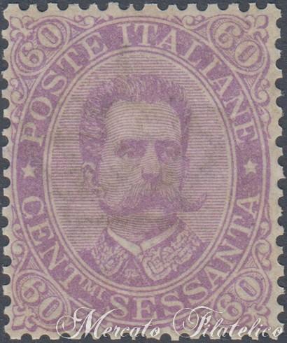 60 centesimi violetto