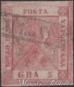 5 Grana rosa carminio usato