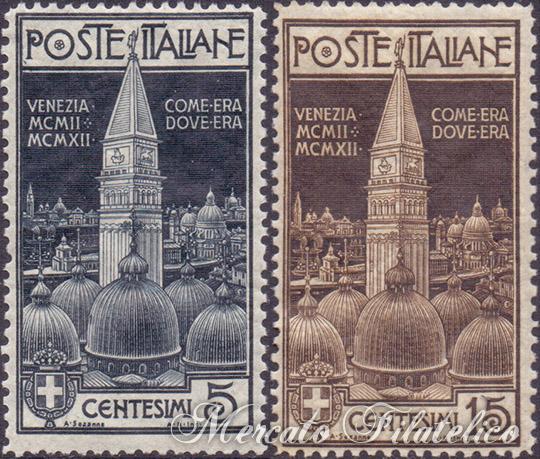 campanile di venezia centrati