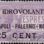 Idrovolante Napoli-Palermo ★★