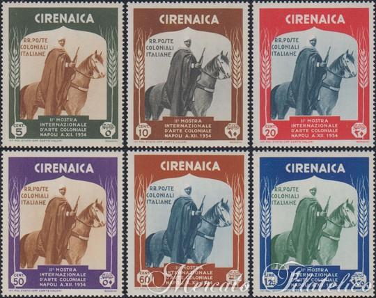 mostra arte coloniale cirenaica