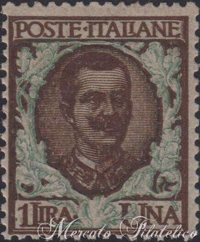 1 lira floreale