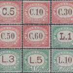 segnatasse 1924