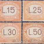 segnatasse 1927