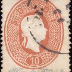 10 soldi bruno mattone 1861