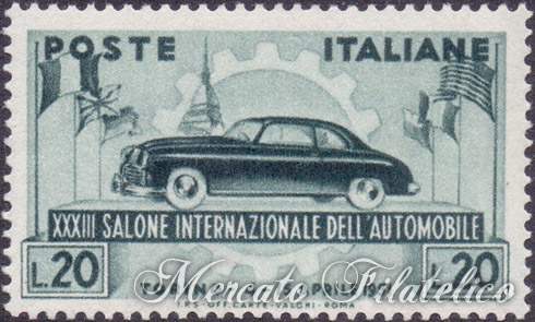 33 salone automobile