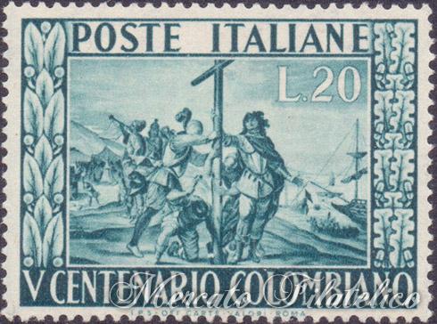 5 centenario colombiano
