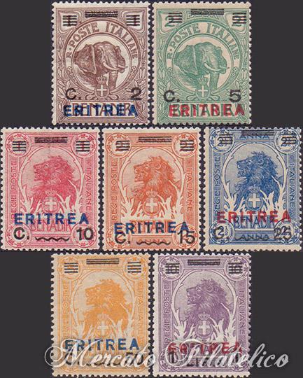 elefante e leone eritrea