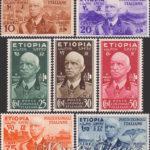 francobolli etiopia