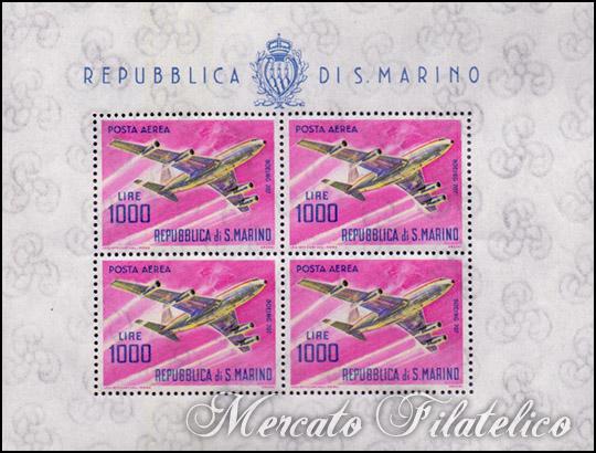 foglietto aerei moderni 64