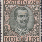 10 lire floreale